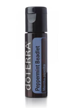 Peppermint Beadlet Essential Oil doTERRA photo