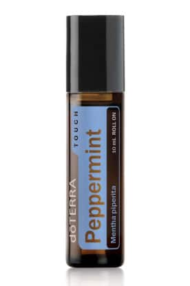 Peppermint Touch Roll on Essential Oil doTERRA photo