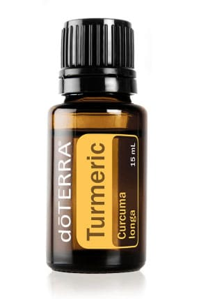 Turmeric Essential Oil doTERRA photo