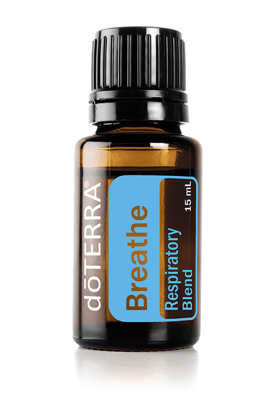 Breathe Blend doTERRA Essential Oil