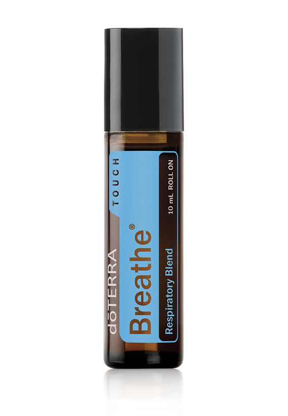 Breathe Touch doTERRA Essential Oil