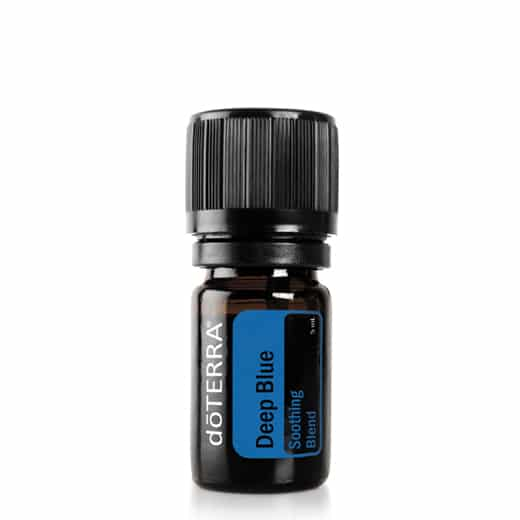 Deep Blue Essential Oil doTERRA Product Photo