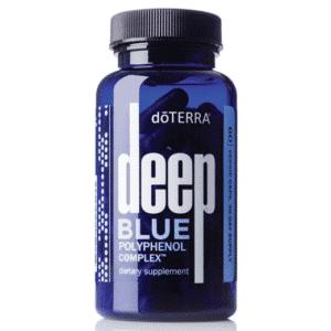 Deep Blue Polyphenol Complex doTERRA