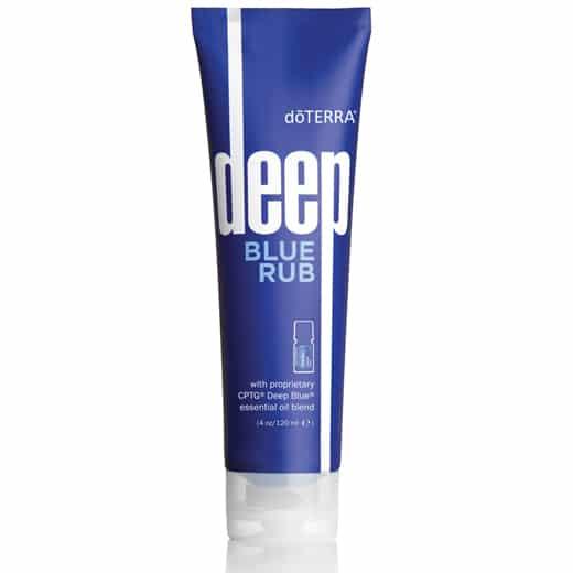 Deep Blue Rub doTERRA