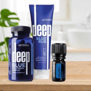 doTERRA Deep Blue Soothing Kit