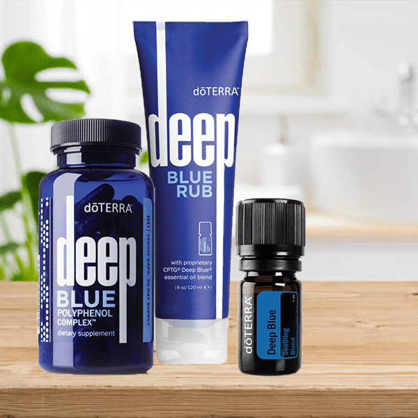 doTERRA Deep Blue Soothing Kit