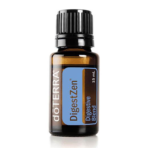 DigestZen Digestive Blend doTERRA Product Photo