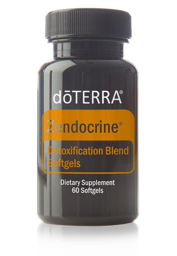 Zendocrine Softgels doTERRA Essential Oil