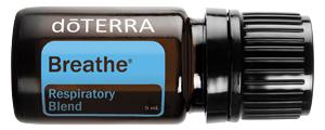 Healthy Start Kit doTERRA Breathe oil