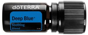 Health Start Kit deep blue lemon oil